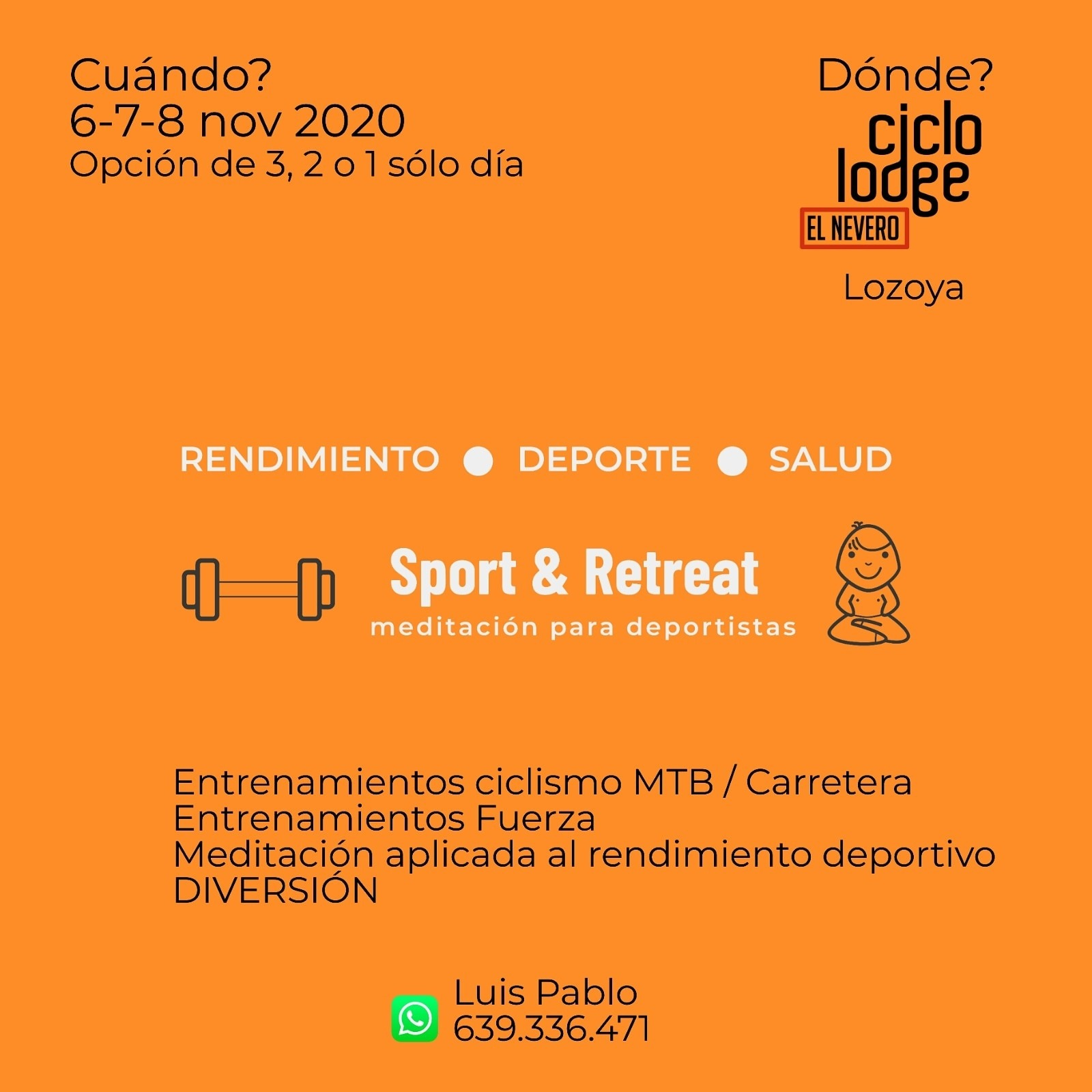 SPORT&RETREAT
